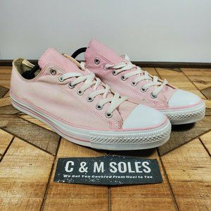 Converse All Star Chuck Taylor Double Tongue Pink